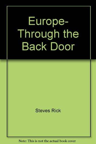 europe through the back door - 6