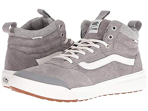 Vans UltraRange Hi MTE (Wool) Frost Gray 8.5 Mens US/10 Womens