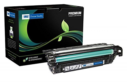 MSE Model MSE022132114 Toner Cartridge; Replacement for HP CF321A (HP 653A) OEM Cartridges; 16500 Pages Lifespan; Cyan