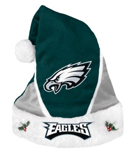 NFL Philadelphia Eagles 2014 Colorblock Santa Hat