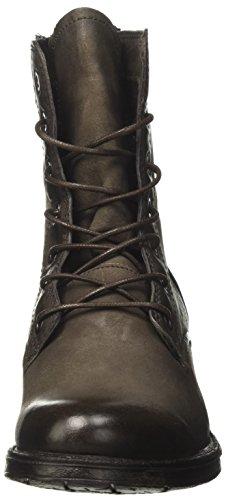 185619 Women's Beige CINTI Taupe Combat 460 Boots SqxddB51wv