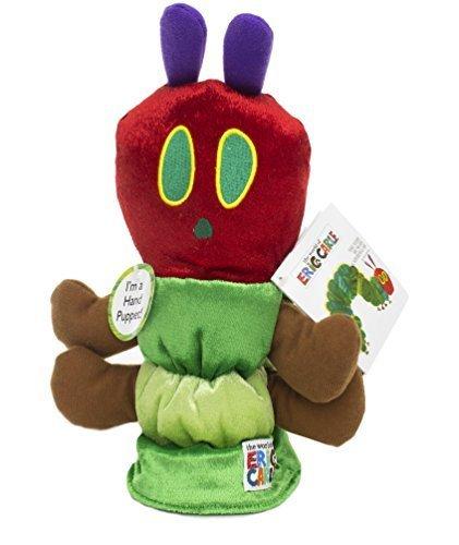 World of Eric Carle, Very Hungry Caterpillar Hand Puppet by Kids Preferrot by World of Carle B01A9IJWRO Handpuppen Billiger als der Preis   Spezielle Funktion