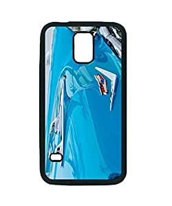 196 4.76 Chevrolet Belair Nomad Hood Ornament ~ Case For iphone 6 4.7 Cover Black PC Hard ~ Silicone Patterned Protective Skin PC for Case For iphone 6 4.7 Cover - Haxlly Designs