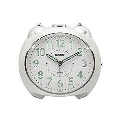 Casio Analog Bell Alarm Clock tq-369-7d