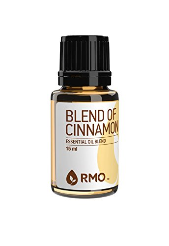 Rocky Mountain Oils - Blend of Cinnamon - 15 ml - 100% Pure and Natural Essential Oil Blend