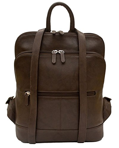 6505 Handbag Leather ili Backpack Walnut FwX5aq