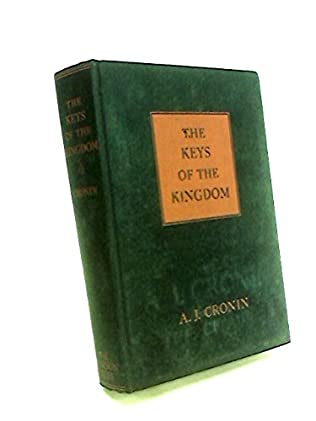 book cover of The Keys of the Kingdom