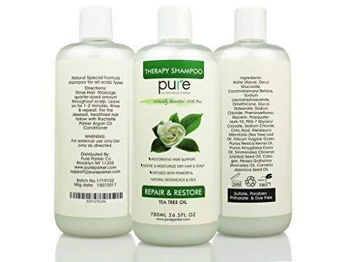 Buy natural tea tree oil shampoo