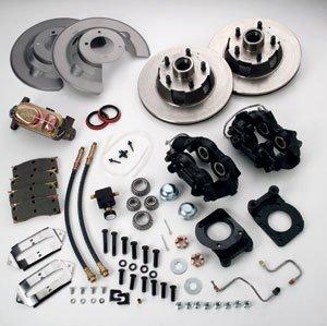 SSBC A120D Drum to Disc Brake Conversion Kit