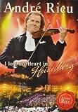 ANDRE RIEU- I LOST MY HEART IN HEIDELBERG -DVD-