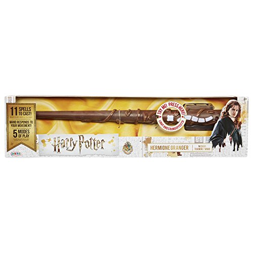 HARRY POTTER Hermione Granger Wizard Training Wand from Jakks Pacific
