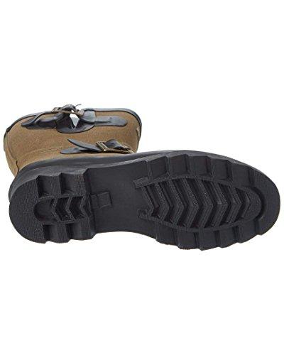 Bearpaw Damen Schuhe Stiefel Boots Gummistiefel Charlie Gummi braun