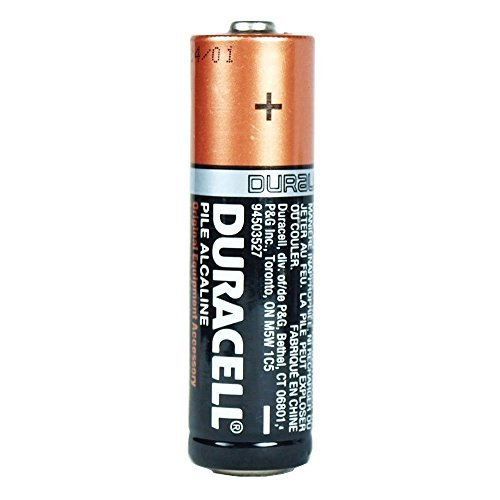 Duracell Duralock Copper Top Alkaline AA Batteries - 80 Pack