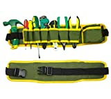 SPP PANDA Electrician Waist Bag Belt Pouch Adjustable Waist Strap Multifunction Waterproof and Wear Resistant Plumber Waist Bag
