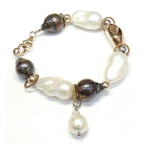 Bracelet Laura Bellini Femme RUP Argent