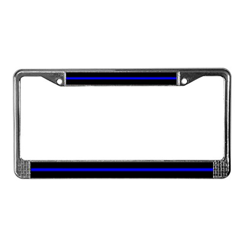 CafePress License Plate Chrome Holder