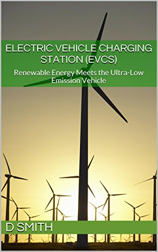 Electric Vehicle Charging Station EVCS ebook product image