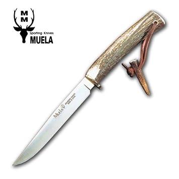 Muela M.GRED14 Cuchillo, Talla Única: Amazon.es: Deportes y ...