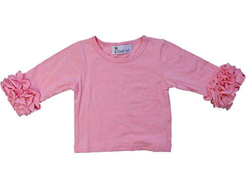 Kirei Sui Girls Long Sleeve Icing T-Shirts 4T Light ()