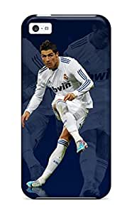 XiFu*MeiNew Arrival Cover Case With Nice Design For Iphone 5c- Cristiano Ronaldo Real MadridXiFu*Mei