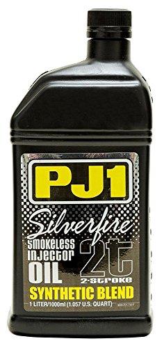 PJ1 7-32 Silverfire 2-Stroke Injector/Premix Oil, 1 L