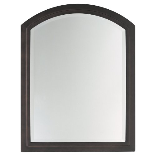 Murray Feiss MR1042ORB Boulevard Beveled Mirror, Oil Rubbed -