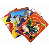 Disney Toys Story Large Gift Bags - Toy Story 4pk Of Party Bags