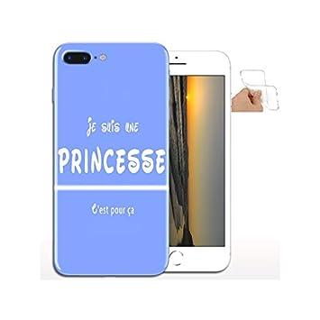 coque princesse iphone 8
