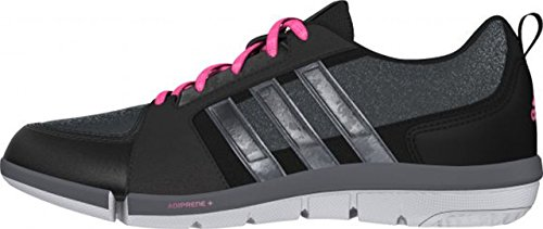 Adidas Performance zapatillas de fitness para mujer Negro - negro / rosa