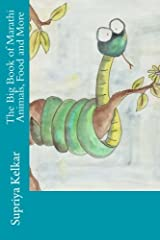 The Big Book of Marathi Animals, Food and More Paperback