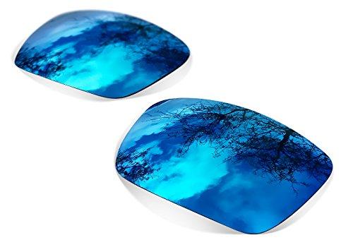 Sunglasses Restorer Polarized Ice Blue Replacement Lenses For Oakley - Sunglasses Restorer