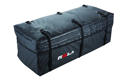 (ROLA 59102 Wallaroo Cargo Bag, Rainproof, Expandable Hitch Tray Carrier)