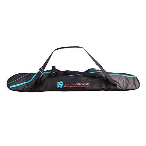 Level Nine Sports 2015 Snowboard Bag 136cm by Level9