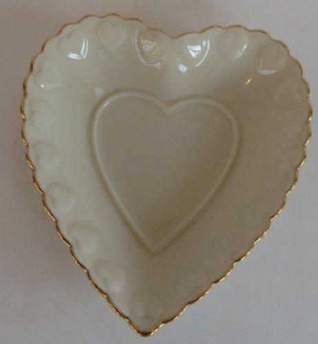 Lenox Heart Candy Dish 5