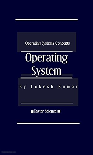 Operating Systems Concepts Ebook