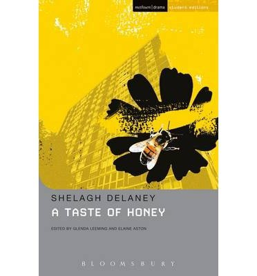 a taste of honey by shelagh delaney essay Background in shelagh delaney's a taste of honey pro-gradu tutkielma, 77s  tammikuu 2008 pro-gradu tutkielmassani tarkastelen shelagh.