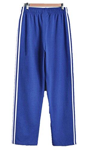 ABUSA Men's Conton Sports Workout Pants Running Sweatpants M