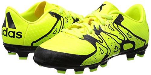 adidas Kinder Fussballschuhe X 15.3 HG Jr solar yellow/solar yellow/core black 31