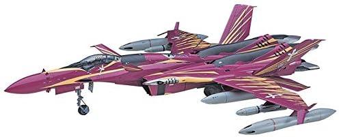 ハセガワ マクロス ゼロ SV-51γ ノーラ機 1/72スケール プラモデル 16
