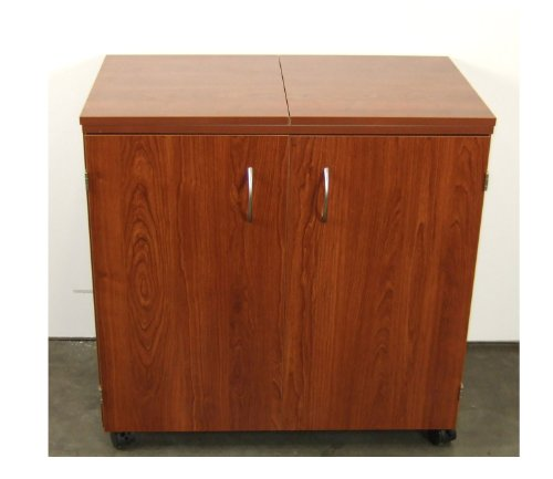 Kangaroo Bandicoot Sewing Machine Cabinet with Gas strut