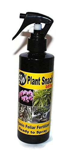 SW 250 ml Plant Snack - Foliage Mist Plant Spray Diluted with Organic Fertilizer > Boston Fern, Birds Nest Fern, African Mask Plant, Alocasia, Weeping Fig, Ficus Benjamina Get it in 3-9 Business Days.