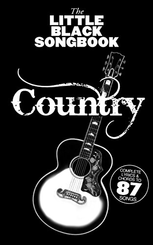 The Little Black Songbook: Country - Kindle edition by Wise ...