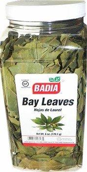Badia Bay Leaves Whole 6 oz