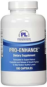 Progressive Labs Pro-Enhance Supplement, 180 Count