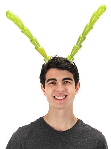 elope Light-Up Green Insect Antennae LumenHorns Headband]()