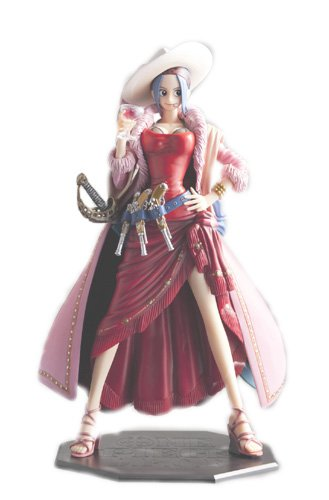 One Piece: Door Painting Figure Collection Nefertari Vivi 1/7 PVC Figure ()