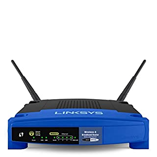 Linksys WRT54GL Wi-Fi Wireless-G Broadband Router (B000BTL0OA) | Amazon Products