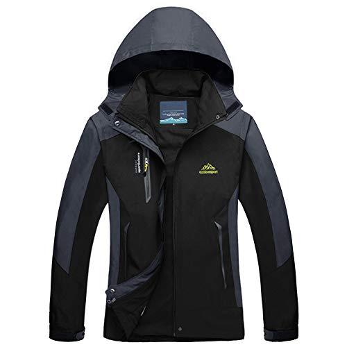 MAGCOMSEN Tactical Jacket for Women Military Jackets Waterproof Mountain Jacket Windproof Ski Jacket Winter Softshell Jackets Hiking Jackets
