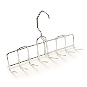 TSM Eight-Prong Stainless Steel Bacon Hanger