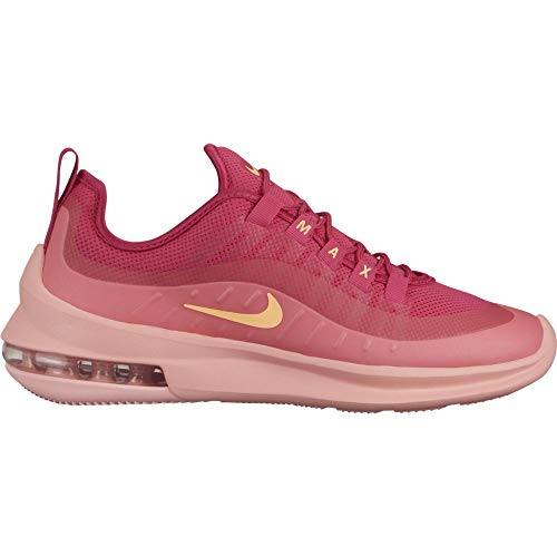Nike Women's Air Max Axis Running Shoes. Rush Pink/Melon Tint/Bleached Coral, Size 9